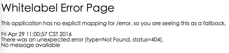 alt=默认的错误页面
